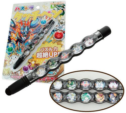 パズドラファン感謝祭2014で限定デザインのタッチペンが販売されます。
