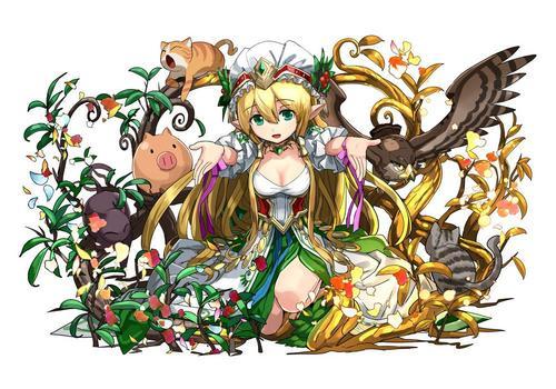 【パズドラ】煌樹の豊麗神・フレイヤ