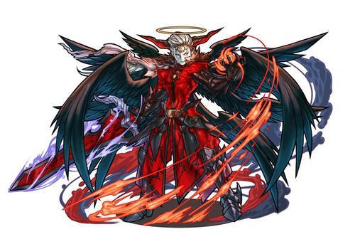 【パズドラ】天滅の神魔王・ルシファー