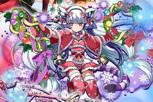 【パズドラ】2015年版クリスマスガチャにメインIDでチャレンジ!【レアガチャ】