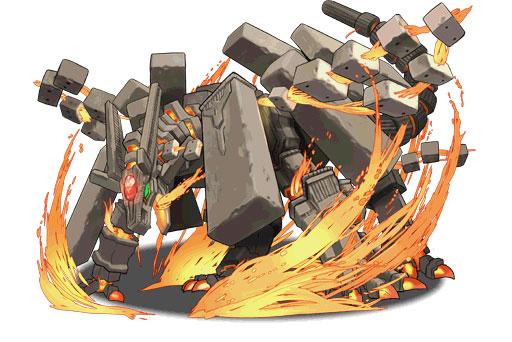 神秘の巨石龍・バールベック【パズドラ】